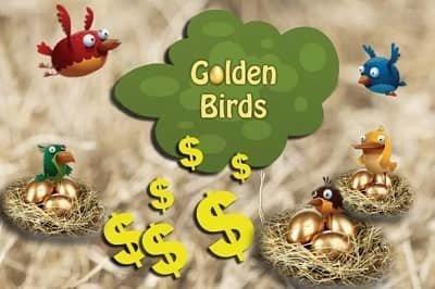 Подробно о заработке в Goldenbirds