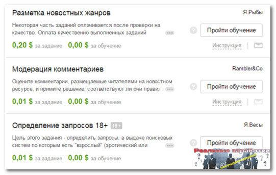 сайт для заработка в интернете украина
