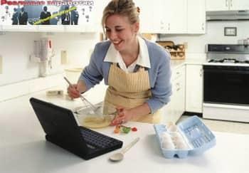 Как заработать женщине дома