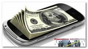 Заработок денег с выводом на телефон